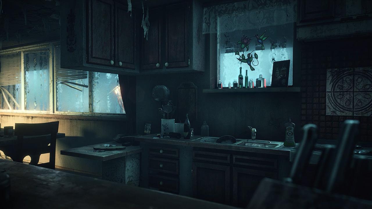 The Void - UE4 Cinematic - Kitchen Scene